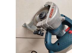 Bosch GDC120 Professional Marble/Wood Cutting Machine, 1200 W