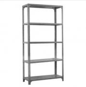 New Steel Rack Slotted Angle Rack Book Shelf