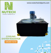 Nutech Wind Parts Manufacturers - Cooling System Radiator