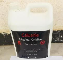 Buy Caluanie Mulear Oxidize Pasteurize chemical Online