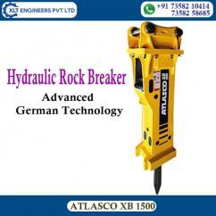 Atlasco Hydraulic Breaker