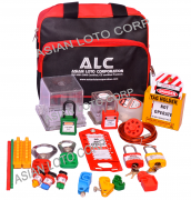 LOCKOUT TAGOUT KIT ASIAN LOTO