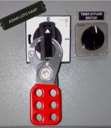 LOCK OUT TAG OUT Safety device Asian
