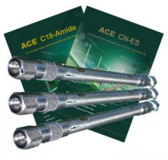 Ace c18 hplc column