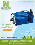 Wind Energy Parts in India - Hydraulic Pump