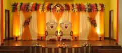 Flower Decor And Catering Service Available