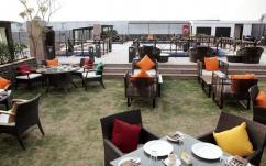 Best corporate party places in Noida