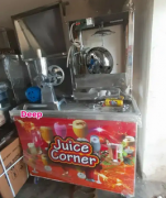 Juice counter, bathi chulha pick up counter sealing packing machine
