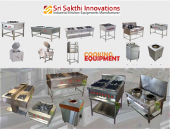 Kitchen Equipment Manufacturers in Bangalore