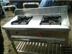 Brand New Kitchen Steel Burner Counter