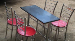 SS Steel chair , Steel Bakery Chair ,COMMERCIAL KITCHEN EQUIPMENTS