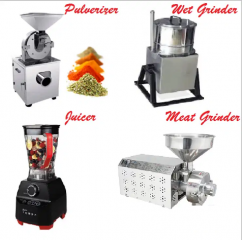 KITCHEN EQUIPMENTS- COMMERCIAL