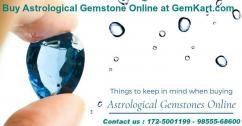 Things To Keep In Mind When Buying Astrological Gemstones Online - GemKart