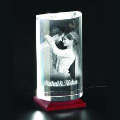 Personalized Photo Crystal Gifts India