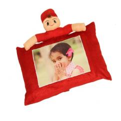 own photo printing for pillow blanks and covers