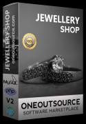 Jewellery Shop php script