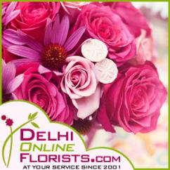 Order Flowers, Cakes n Gifts online and get Same Day Delivery in Faridabad.