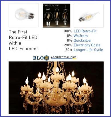 Led Filament Bulb-BASE-E-27,14,B-22-EDISON LIGHTING-BLOO LED