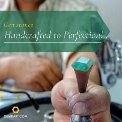 Precious handcrafted stones to certified perfection gemstones online - GemKart