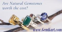 GemKart - Why Natural Precious Astrology Gemstones are Expensive