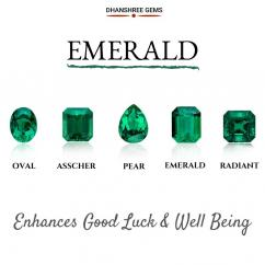 Emerald Gemstone Benefits