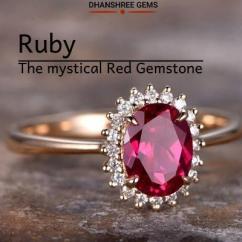 Ruby Gemstone Benefits