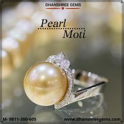 Pearl-Moti Gemstone Benefits