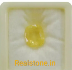 buy Original Gemstone Buy Yellow Sapphire Online