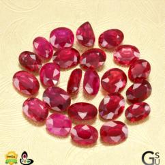 Ruby Gemstone Manik Stone