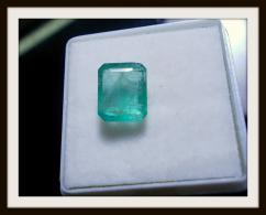 Zambian Panna - Beautiful Light Green Transparent Color
