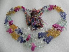 Precious Gemstone Beads