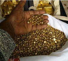 Gold For Sale In Dubai 50KG
