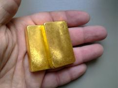 GOLD BARS AND DIAMONDS FOR SALE