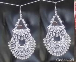Fashion Ethnic stone earring yjje0048