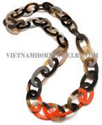 Vietnam Horn Necklace sale off