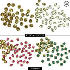 Kundan Stones for sale online
