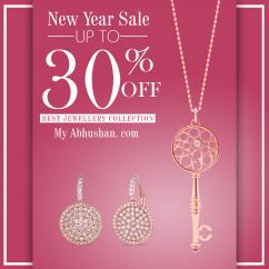 Buy Fashion Jewellery Online - UpTo 30 Off at My Abhushan