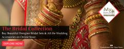 Buy Traditional Gold Fancy Choker Necklace Online for Bridal
