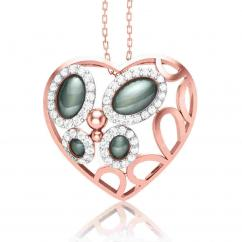 Buy rose gold pendants