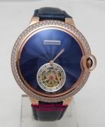 Cartier Ballon Bleu de Flying Tourbillon Swiss Automatic Mens Watch