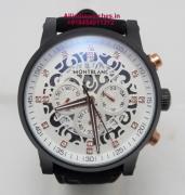 Montblanc Timewalker Chronograph Mens Watch