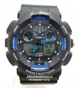 G Shock Digital Analog quartz Mens Watch