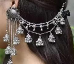 Oxidised jewellerys