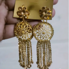 Fashion jewellery (5 PCs EARRINGS)