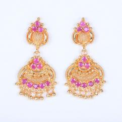 Gold Plated Earrings for Women