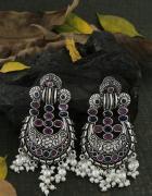 Oxidised Jewellery and Oxidised Earring