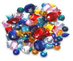 Certified natural gemstone