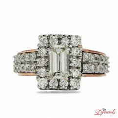 Gorgeous Solitaire Diamond Ring