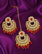 Latest Indian Bridal Earrings