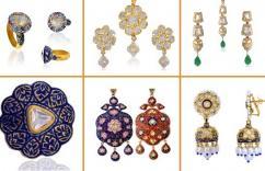 Latest & Unique Designer Yellow Gold Jewellery